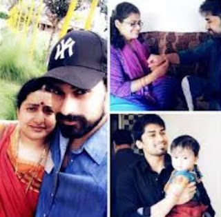 Abhijeeth Poondla Family Husband Parents children's Marriage Photos