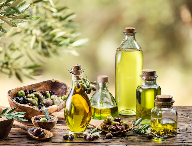 khasiat minyak zaitun