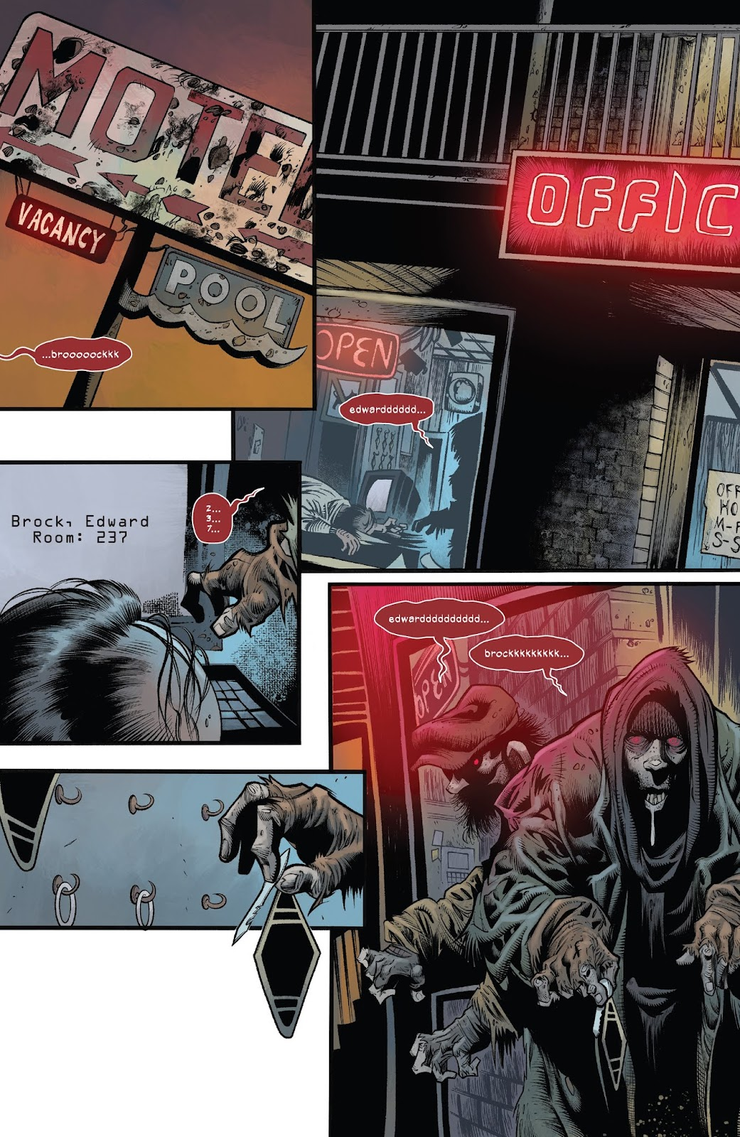 Read online Web of Venom: Unleashed comic -  Issue # Full - 4