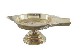 Abhisheka Plate