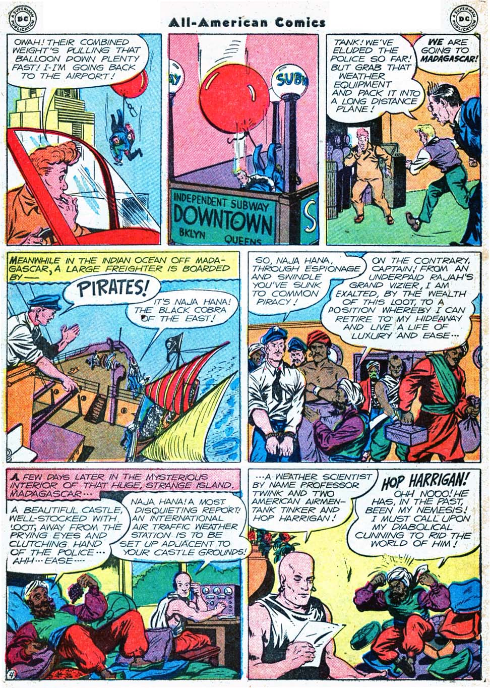Read online All-American Comics (1939) comic -  Issue #86 - 44