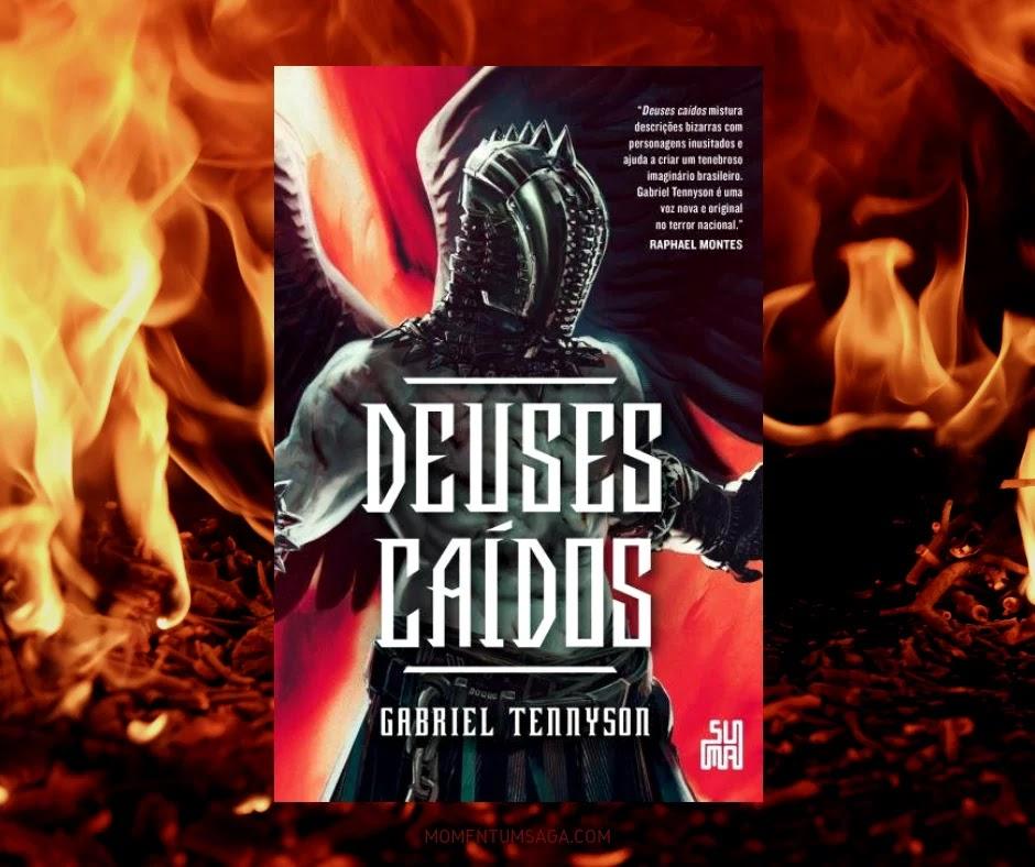 Resenha: Deuses Caídos, de Gabriel Tennyson