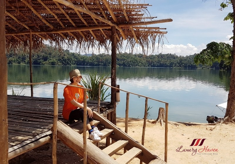 tourism perak kampong aman damai orang asli village