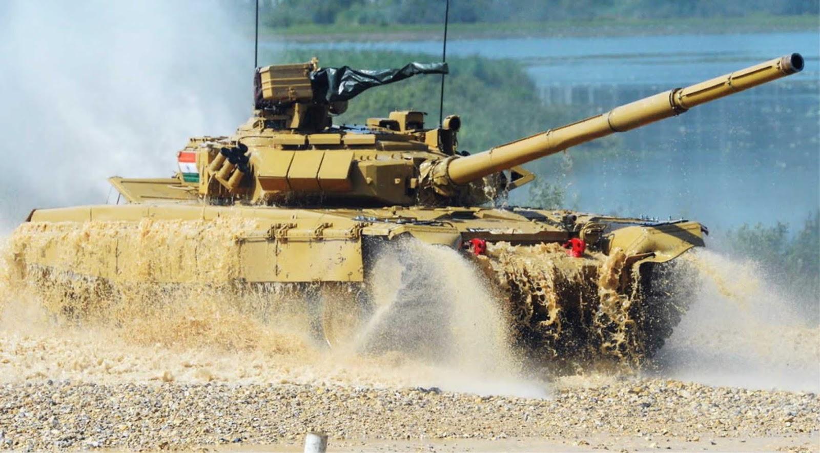 Membandingkan pasukan tank India dan Pakistan dengan latar belakang eskalasi konflik