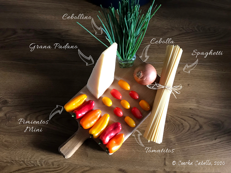spaghetti-pimientos-cherrys-mise