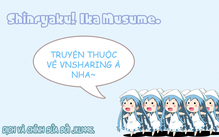 Shinryaku! Ika Musume Chap 136 - Truyen.Chap.VN