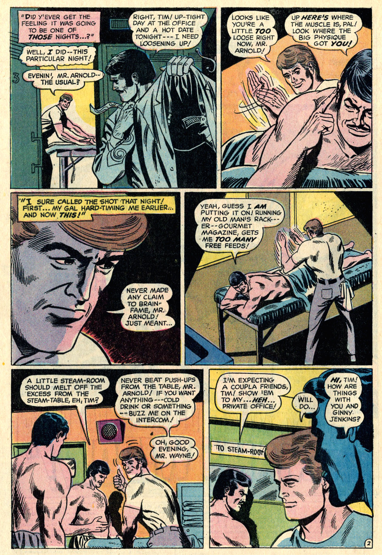 Detective Comics (1937) 391 Page 3