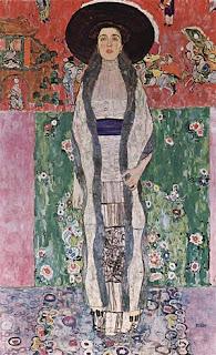 """Portrait of Adele Block-Bauer II"", Gustav Klimt"