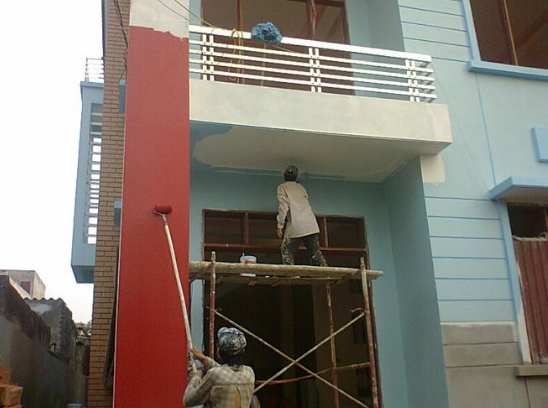 Thợ sơn nước tại tphcm
