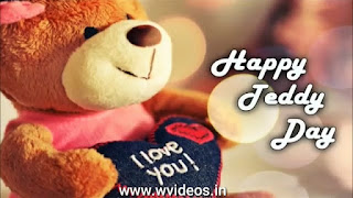 Teddy Day Whatsapp Status Video Download