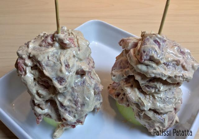 gyros au porc maison, recette de gyros, street-food maison, porc mariné, marinade avec des yaourts, épices, cuisine pour adolescents, recette pour ados,
