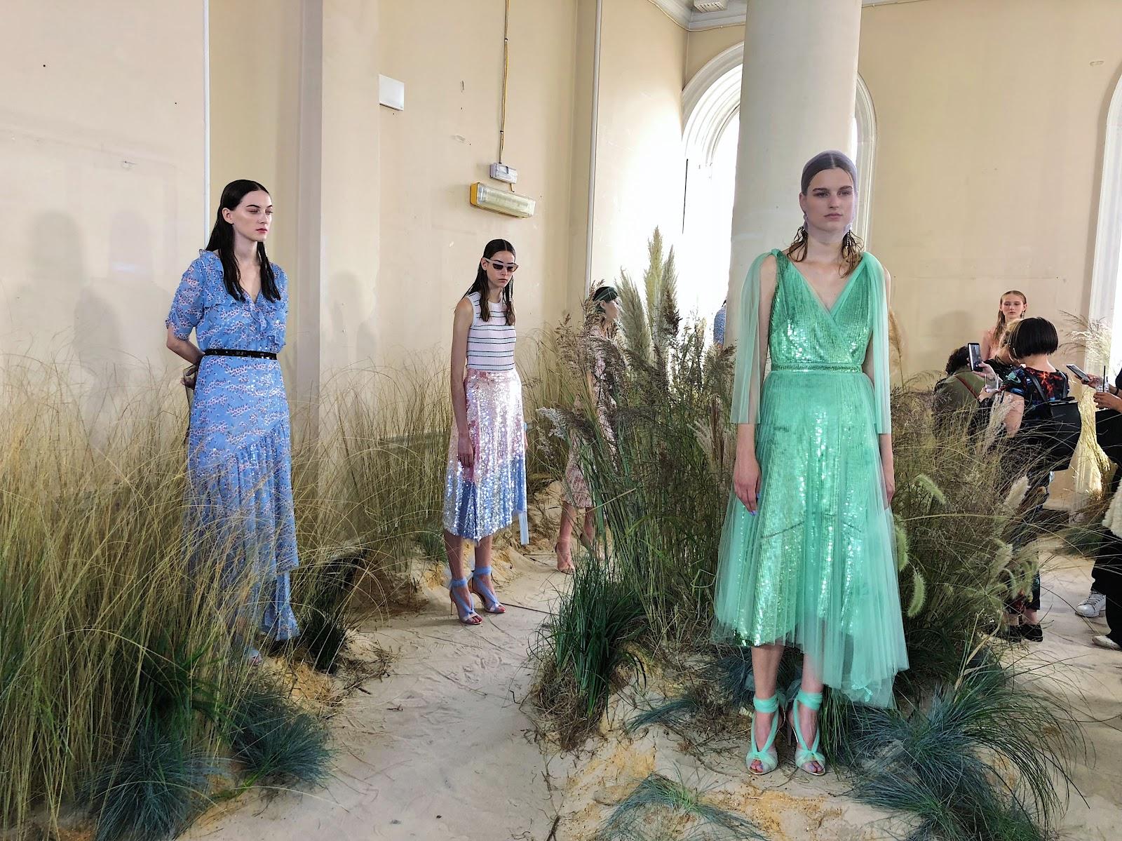 Markus Lupfer SS19 London Fashion Week