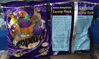 Leopard Luxury Finch New