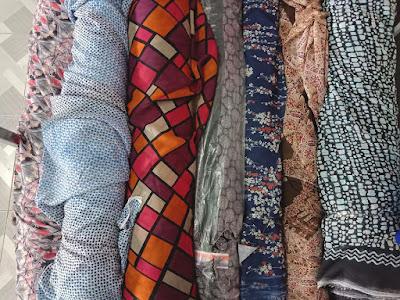 hình ảnh bán vải cây voan bông tồn kho giá rẻ bình dương
