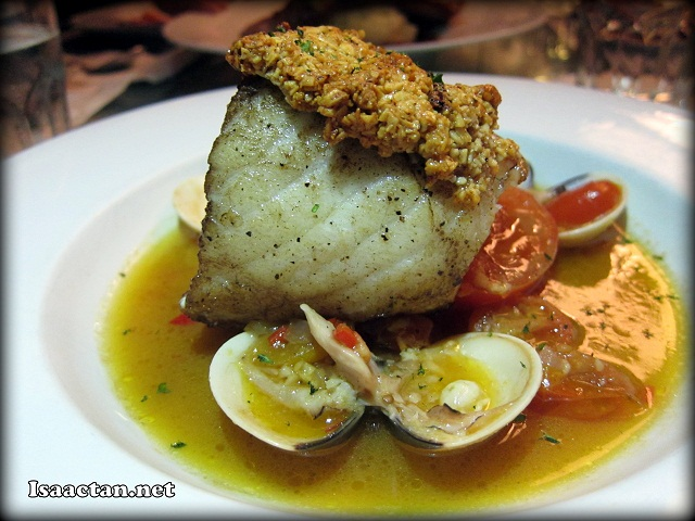 Almond Crusted Cod - RM64.90