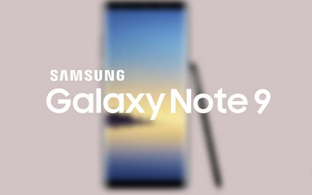 Samsung Galaxy Note 9 in Lilac Purple