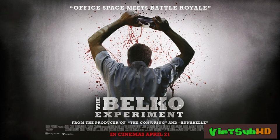 Phim Trò Chết Chóc VietSub HD | The Belko Experiment 2017