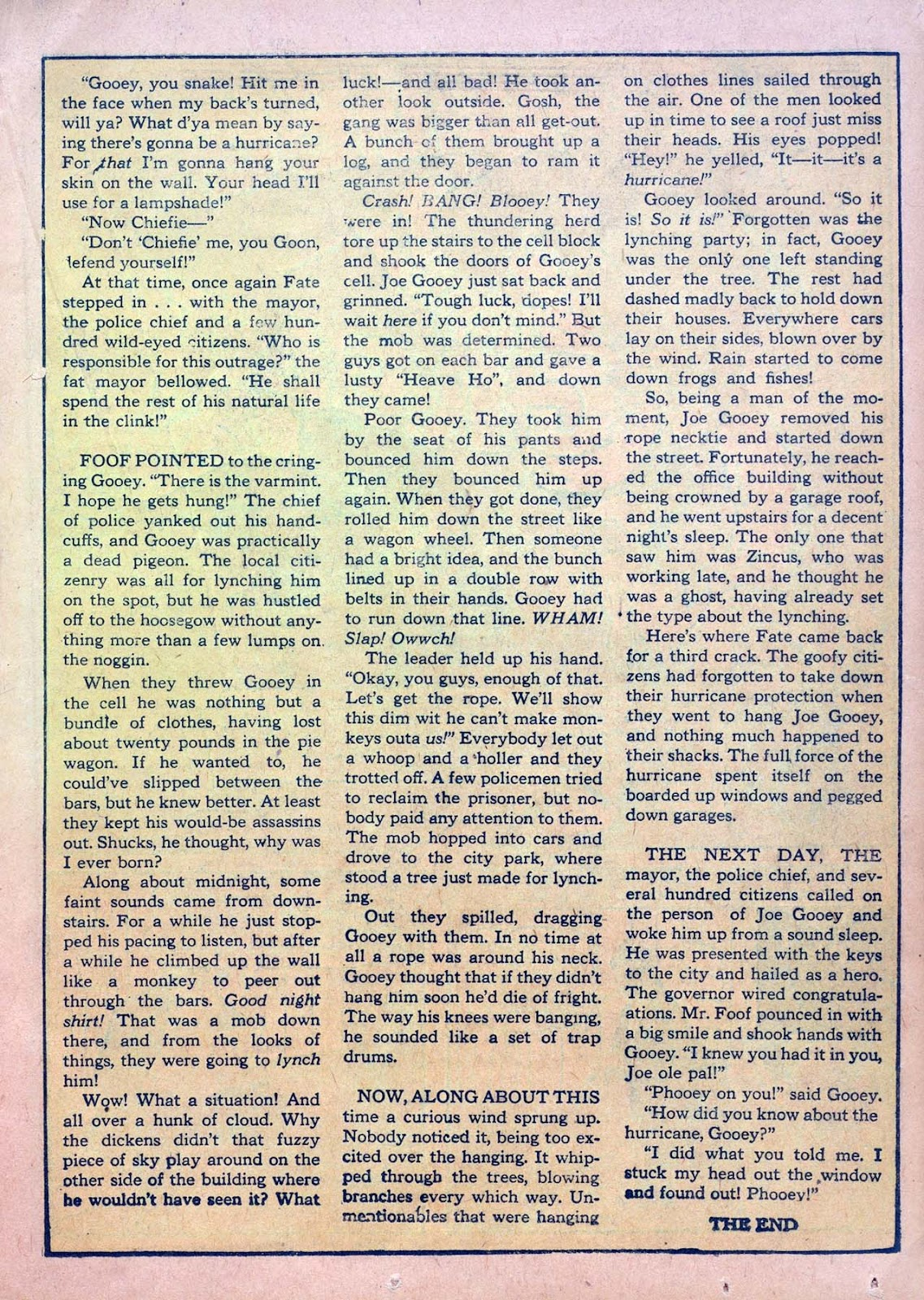 Read online Joker Comics comic -  Issue #1 - 35