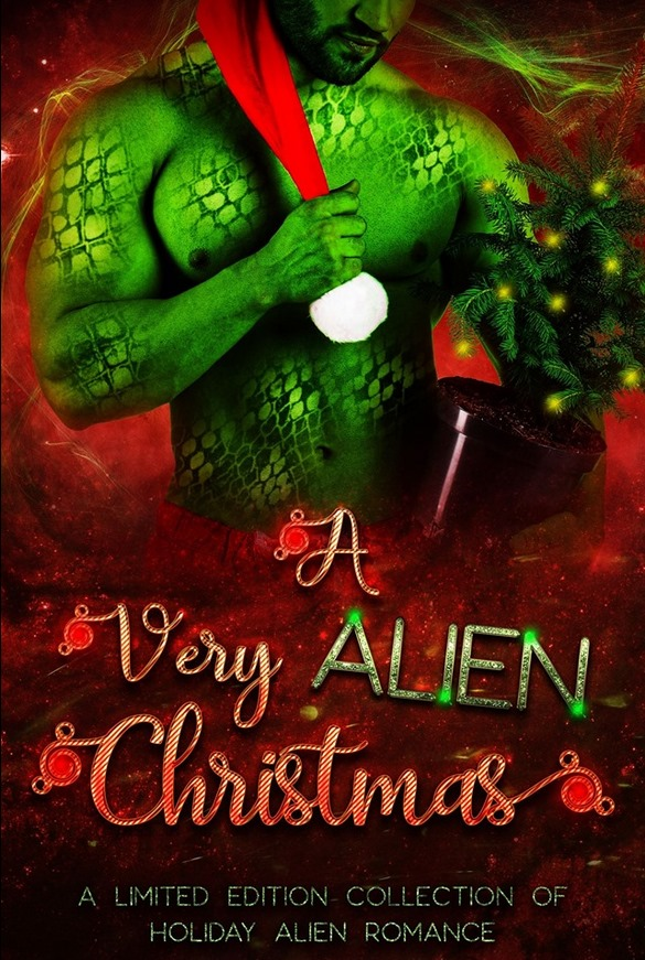 New Release! A Very Alien Christmas