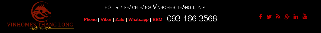 BIỆT THỰ VINHOMES LIỀN KỀ VINHOMES CHUNG CƯ VINHOMES - THĂNG LONG