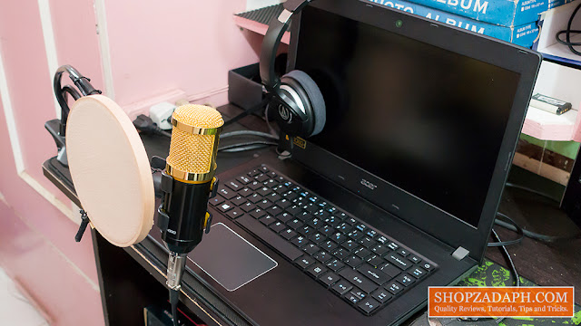 how to make a pop filter for free