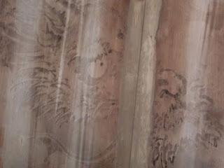 東慶寺鐘楼の龍