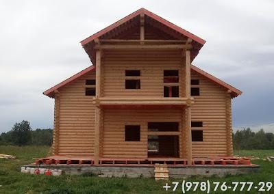 Строительные компании по строительству деревянных домов