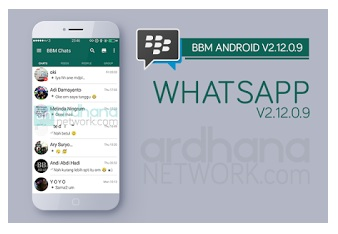 BBM MOd WhatsApp V 2.12.0.9