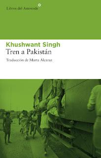 Tren a Pakistán Khushwant Singh