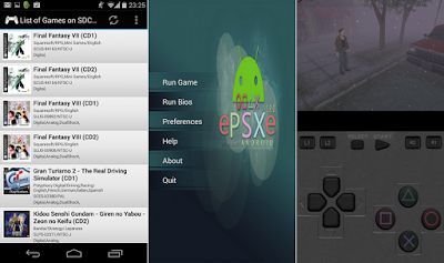 Download Aplikasi ePSXe For Android v2.0.8 Apk Emulator PS1 / PSX Terbaru 2017