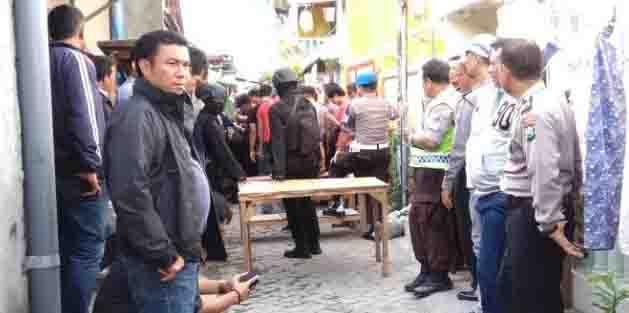 Imam Masjid Ampel Surabaya Ditangkap Densus 88