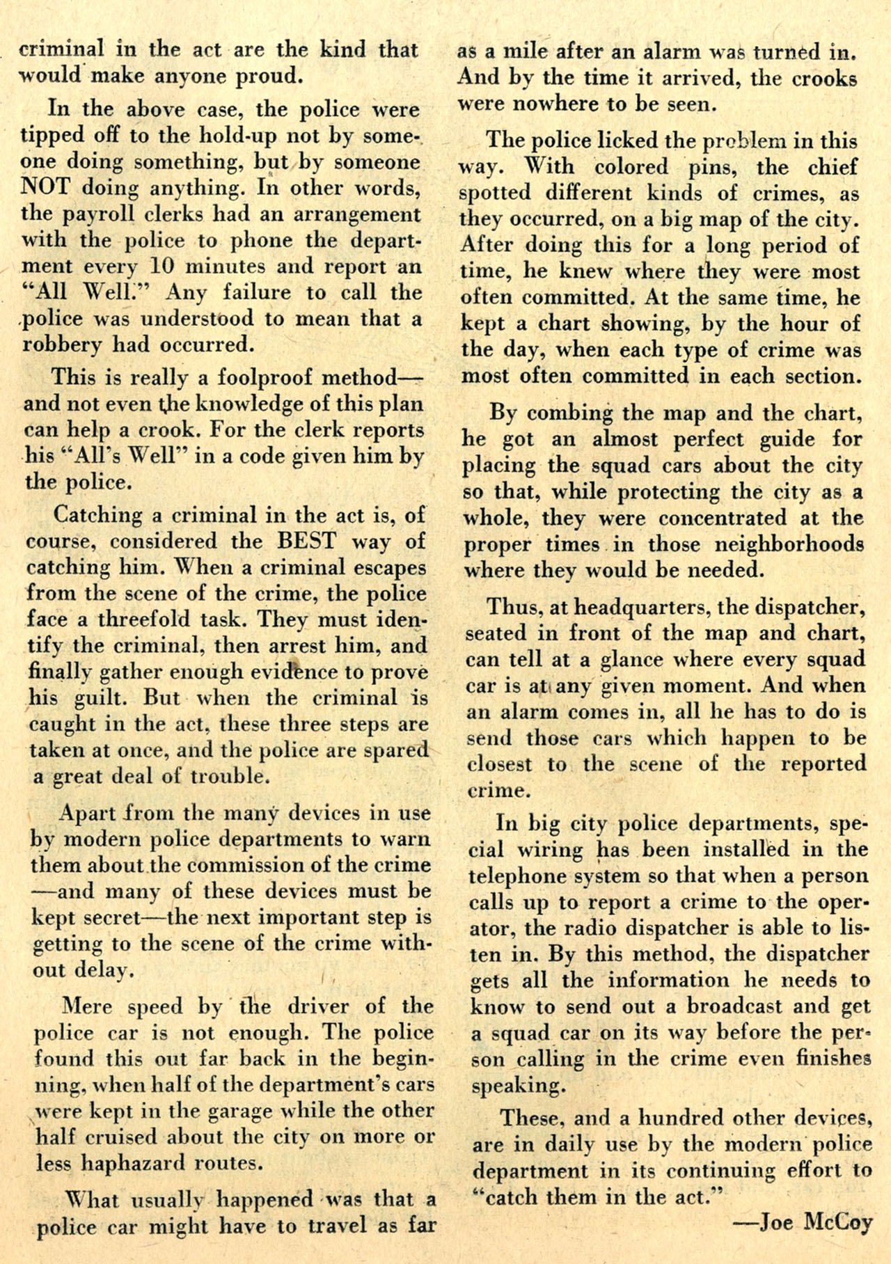 Read online Detective Comics (1937) comic -  Issue #239 - 26