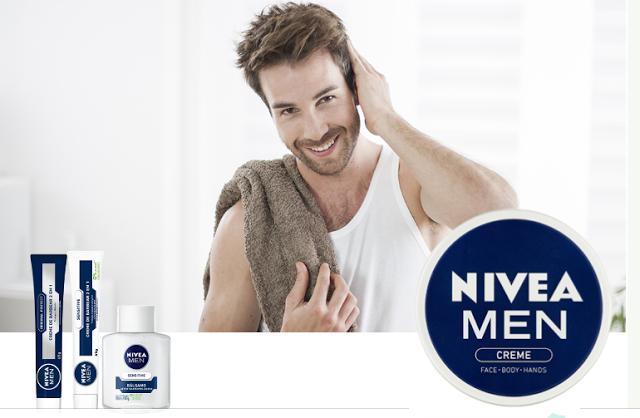 Mais um recebido da campanha Trybe: Nivea cuidados para a barba