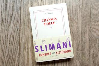 Lundi Librairie : Chanson douce - Leïla Slimani - Sélection Cultura Talents à découvrir 2016