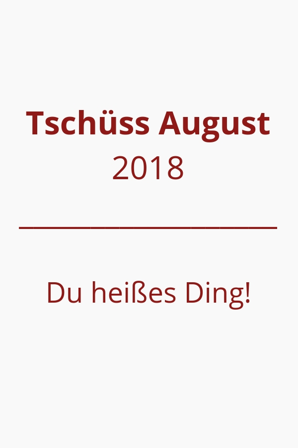Monatrsrückblick auf einen August mit Hitze, Hanf und Spermidin! | Arthurs Tochter kocht. Der Blog für Food, Wine, Travel & Love #bloggen #blogs #rezepte #inspiration #lifestyle #linving #essen #trinken #wein #foodblog #foodphotography #foodblogs_deutsch #spermidin #fasten #intervallfasten #porridge #haferbrei #tips #instagram #deutsch
