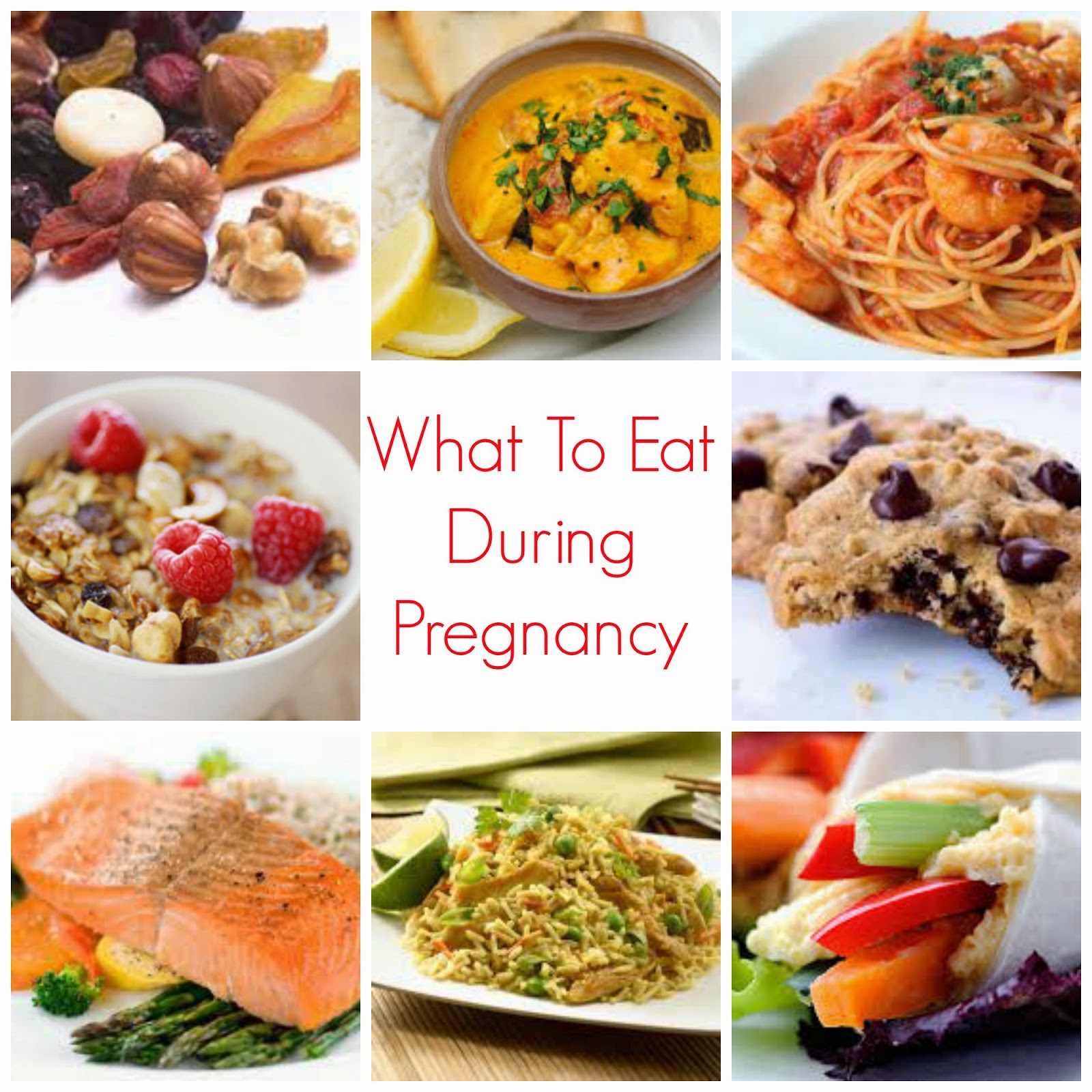 What Foods Are Healthy To Eat When Pregnant