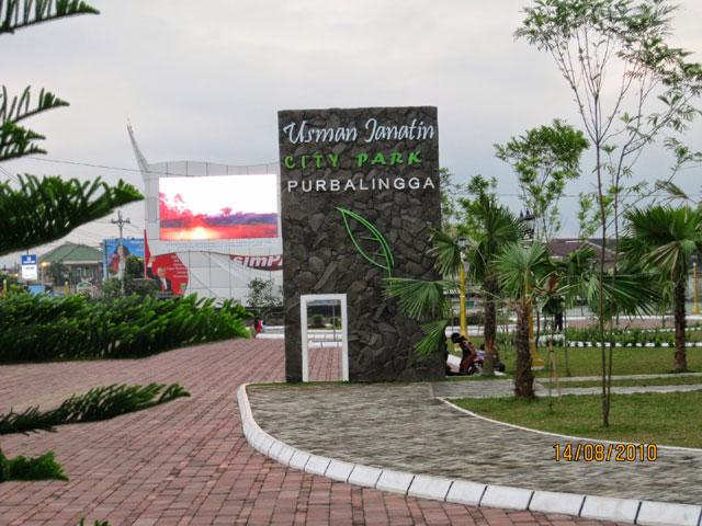 Usman Janatin City Park