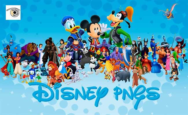 100 Personajes Disney en PNG by Saltaalavista Blog