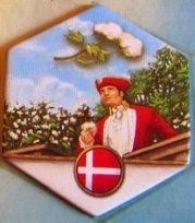 Дания флаг Даннеброг