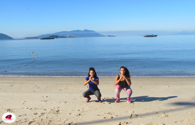 Agachamento exercício -Vamos Papear?