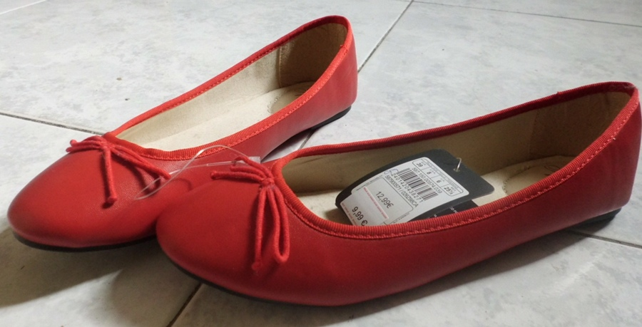 Flat Shoes Carolina Herrera