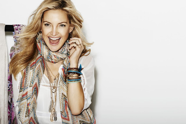 Kate Hudson in Lindex Magazine Spring Summer 2014 Issue