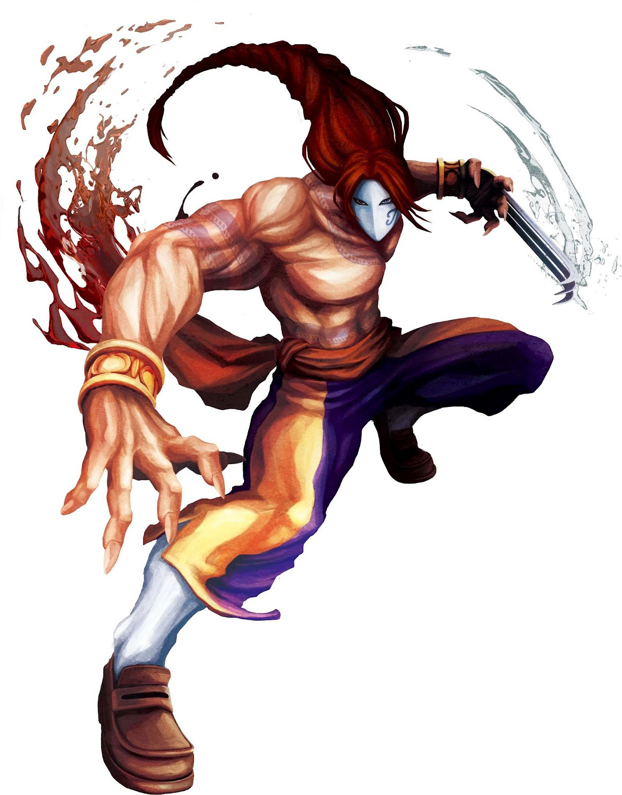Street Fighter X Tekken Renders | Tekken Headquarter