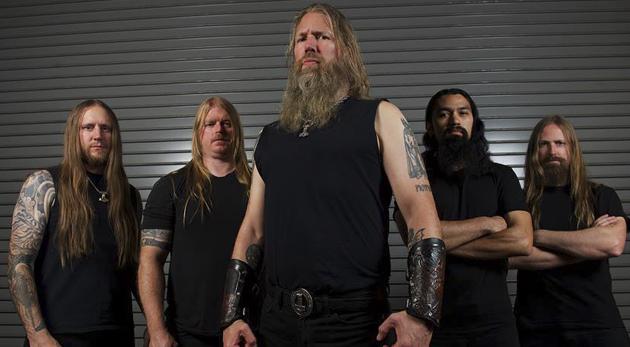 Amon Amarth nuevo baterista