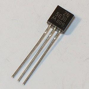Menentukan Kaki Transistor dengan multimeter - Pasang Kabel