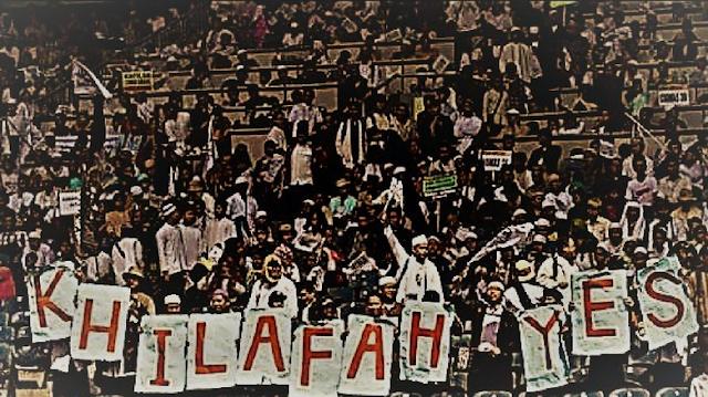 Menerima Ide Khilafah, Khilafah Yes, HTI, Hizbut Tahrir, Khilafah Ajaran Islam