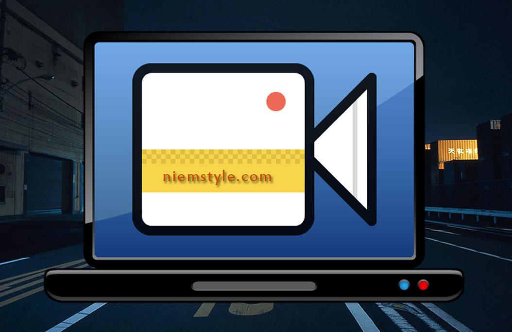 Niemstyle | Phần mềm quay màn hình desktop cực nét bản Premium