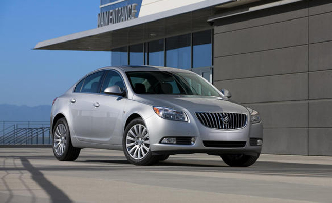 Gh99 2012 Buick Regal Eassist Review