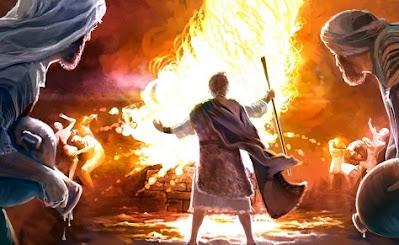 pregação sobre os profetas de Baal