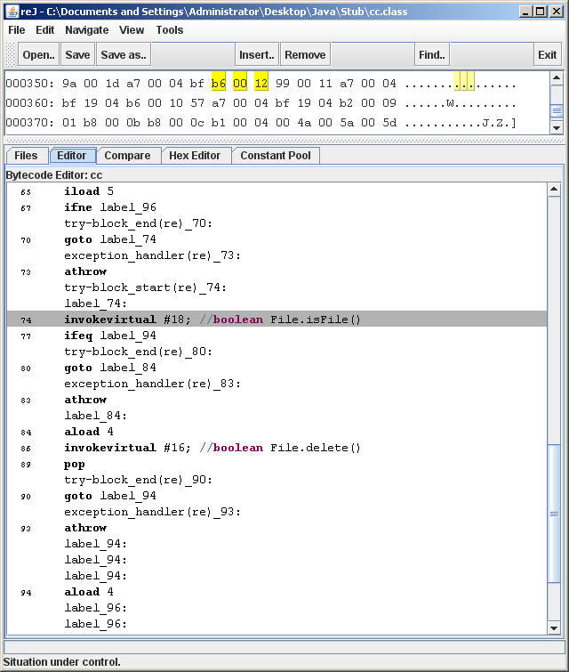 Ghetto Forensics: Malware Analysis: The State of Java Reversing Tools